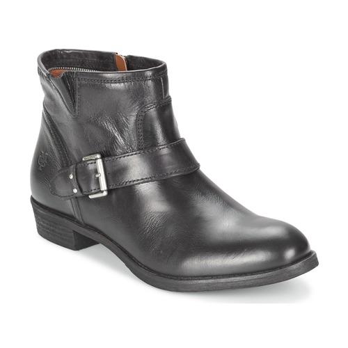 kengät Naiset Bootsit Marc O'Polo ALICE Black