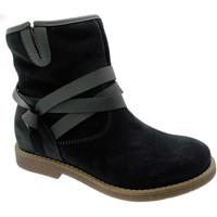 kengät Naiset Nilkkurit Calzaturificio Loren LOC3708gr grigio