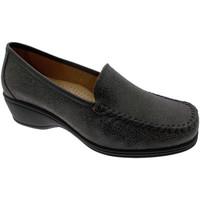 kengät Naiset Mokkasiinit Calzaturificio Loren LOK3961gr grigio