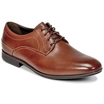 kengät Miehet Derby-kengät Rockport SC PLAIN TOE Brown