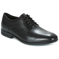 kengät Miehet Derby-kengät Rockport SC PLAIN TOE Black