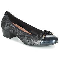 kengät Naiset Balleriinat Pitillos DETIE Grey / Fonce