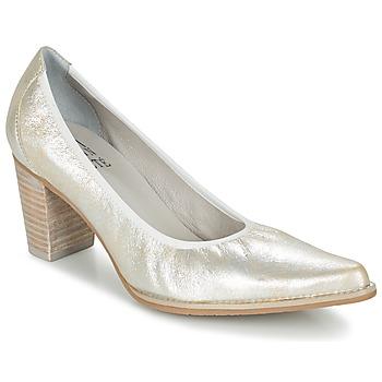 kengät Naiset Korkokengät Un Matin d'Ete NAZETO Silver