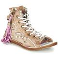 kengät Naiset Sandaalit ja avokkaat Airstep / A.S.98 RAMOS Brown / CLAIR