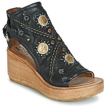 kengät Naiset Sandaalit ja avokkaat Airstep / A.S.98 NOA Black