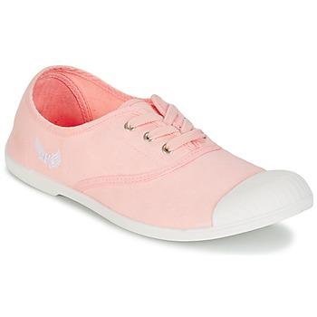 kengät Naiset Matalavartiset tennarit Kaporal ULRIKA Pink / CLAIR