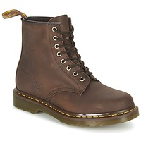 kengät Bootsit Dr Martens 1460 Brown / Fonce