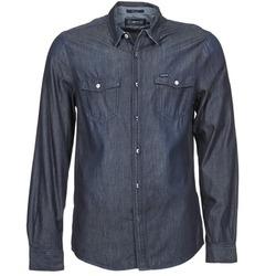 vaatteet Miehet Pitkähihainen paitapusero Energie VETTEL Blue
