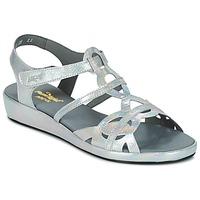kengät Naiset Sandaalit ja avokkaat Arcus SALON Silver