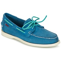 kengät Miehet Purjehduskengät Sebago DOCKSIDES Blue