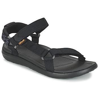 kengät Naiset Sandaalit ja avokkaat Teva SANBORN UNIVERSAL Black