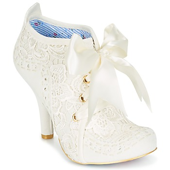 kengät Naiset Nilkkurit Irregular Choice ABIGAIL'S THIRD PARTY Creme