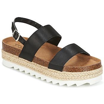 kengät Naiset Sandaalit ja avokkaat Coolway KOALA Black