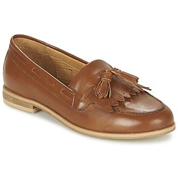 kengät Naiset Mokkasiinit Ravel TILDEN CAMEL