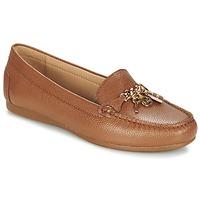 kengät Naiset Mokkasiinit MICHAEL Michael Kors SUKI MOC Brown