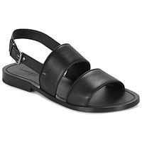 kengät Miehet Sandaalit ja avokkaat John Galliano 2402/LB-AA Black