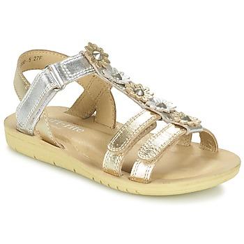kengät Tytöt Sandaalit ja avokkaat Start Rite LUNA Kulta