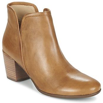kengät Naiset Nilkkurit Geox LUCINDA B Curry