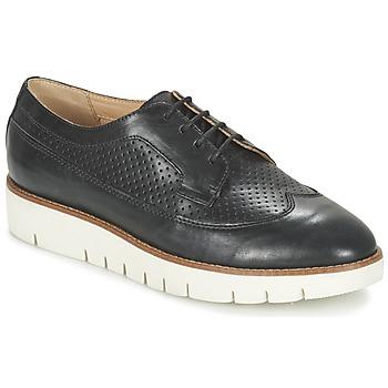 kengät Naiset Derby-kengät Geox D BLENDA A Black
