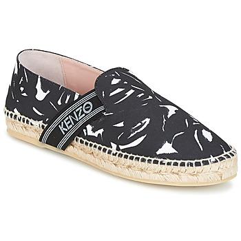 kengät Naiset Espadrillot Kenzo KAPRI Musta