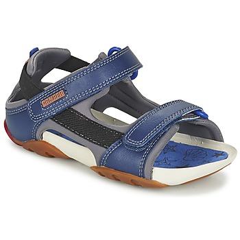 kengät Pojat Sandaalit ja avokkaat Camper OUS Laivastonsininen