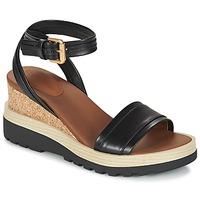 kengät Naiset Sandaalit ja avokkaat See by Chloé SB26094 Black