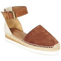 kengät Naiset Espadrillot See by Chloé SB26150 Brown