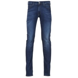 vaatteet Miehet Skinny-farkut Replay JONDRILL Blue