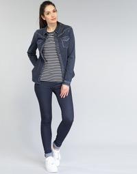 vaatteet Naiset Skinny-farkut Replay TOUCH Blue