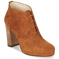 kengät Naiset Nilkkurit Betty London PANAY CAMEL