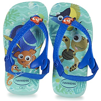kengät Lapset Varvassandaalit Havaianas BABY DISNEY CUTIES Blue