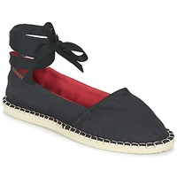 kengät Naiset Espadrillot Havaianas ORIGINE SLIM Black