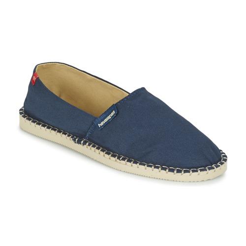 kengät Espadrillot Havaianas ORIGINE III Laivastonsininen / Beige