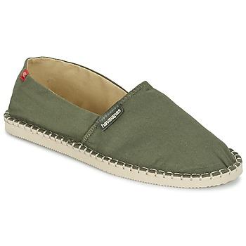 kengät Espadrillot Havaianas ORIGINE III Vihreä