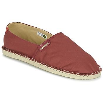 kengät Espadrillot Havaianas ORIGINE III Red