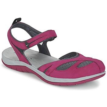 kengät Naiset Sandaalit ja avokkaat Merrell SIREN WRAP Q2 Pink