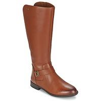 kengät Naiset Saappaat Clarks MINT TREAT GTX Brown