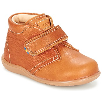 kengät Lapset Bootsit Kavat HAMMAR Ruskea
