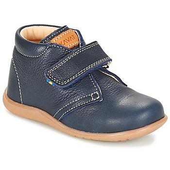 kengät Lapset Bootsit Kavat HAMMAR Blue / Fonce