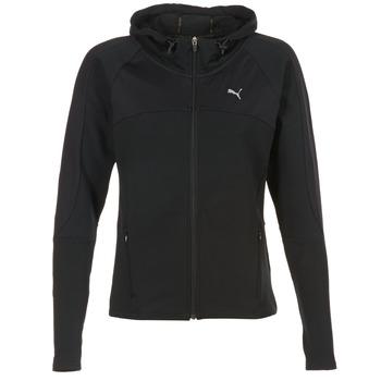 vaatteet Naiset Svetari Puma TRANSITION JKT Black