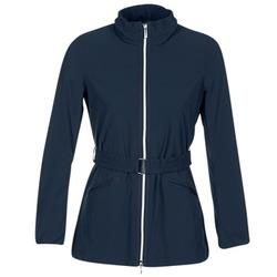 vaatteet Naiset Pusakka Geox TRIDE Laivastonsininen