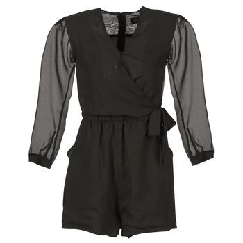 vaatteet Naiset Jumpsuits / Haalarit Eleven Paris CAKE Black