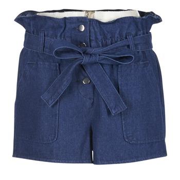 vaatteet Naiset Shortsit / Bermuda-shortsit Molly Bracken PORLA Blue