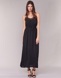 vaatteet Naiset Pitkä mekko Molly Bracken TEDER Black