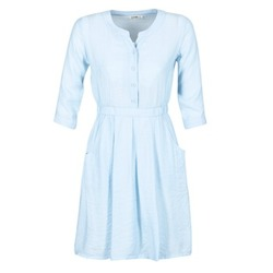 vaatteet Naiset Lyhyt mekko Molly Bracken BLECH Blue