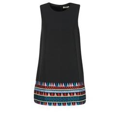 vaatteet Naiset Lyhyt mekko Molly Bracken MESPT Black