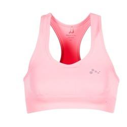 vaatteet Naiset Urheiluliivit Only Play DAISY Pink