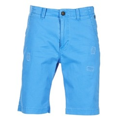 vaatteet Miehet Shortsit / Bermuda-shortsit Petrol Industries CHINO Blue