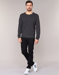 vaatteet Miehet Slim-farkut Levi's 511 SLIM FIT Black