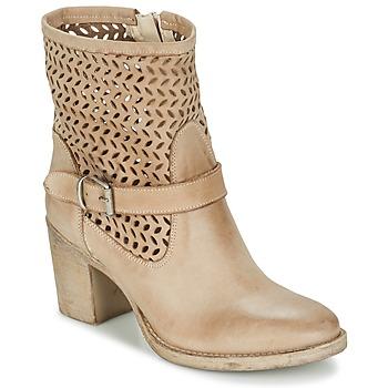 kengät Naiset Bootsit Sweet Lemon EVATI Taupe